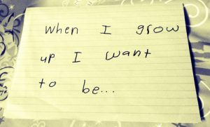 What Do You Want To Be When You Grow Up 300X181